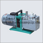 Type 2XZ two-stage direct drive rotary vane series vacuum pump