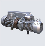 XD series single stage rotary vane type vacuum pump